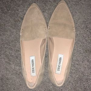 """Steve Madden """"Feather"""" Pointed Shoe"""